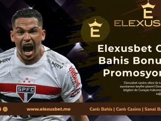 Elexusbet Canlı Bahis Bonus ve Promosyonları