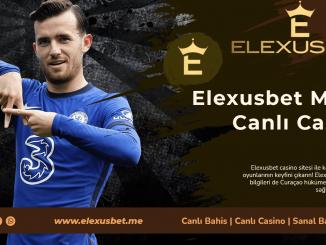 Elexusbet Mobil Canlı Casino