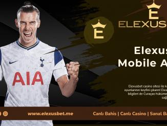 Elexusbet Mobile APP