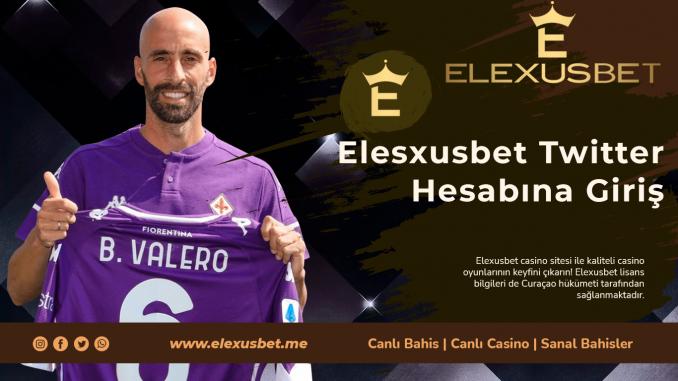 Elexusbet Twitter Hesabına Giriş