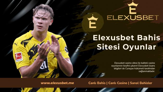 Elexusbet Bahis Sitesi Oyunlar