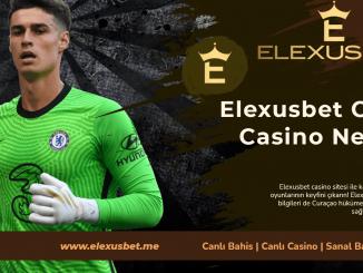 Elexusbet Canlı Casino Nedir