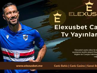 Elexusbet Canlı Tv Yayınları